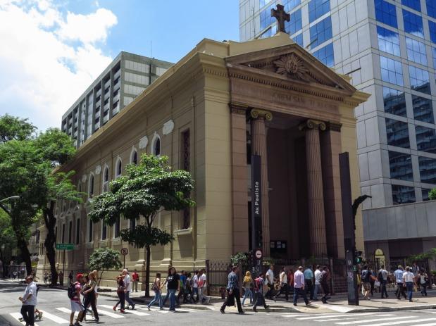 Paróquia São Luís Gonzaga