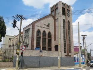 Igreja Presbiteriana do Brasil - Igreja Central Evangelica Armenia