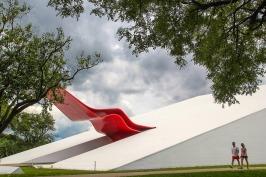 Auditorio de Ibirapuera (Oscar Niemeyer)