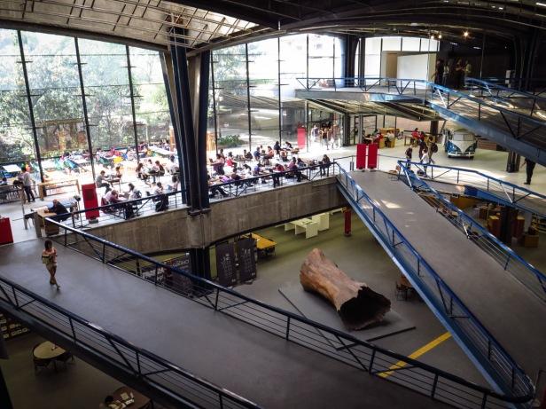 Centro Cultural São Paulo.