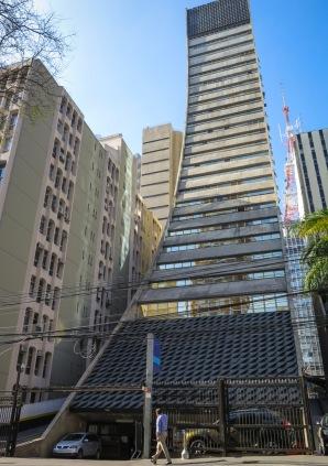 Edifício Torre Paulista, 1972