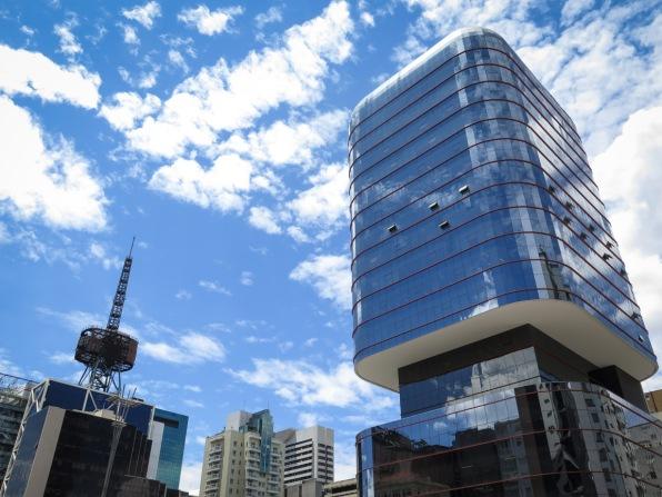 Edifício Santa Catarina (Ruy Ohtake, 2004-2007)