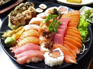 La comida japonesa está totalmente integrada en la gastronomía paulistana.