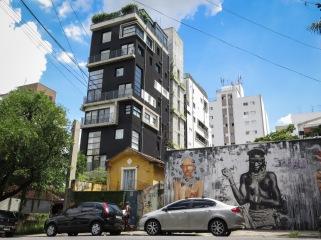Fidalga 727 Arquitectura: Triptyque Architecture Paisajismo: André Paoliello