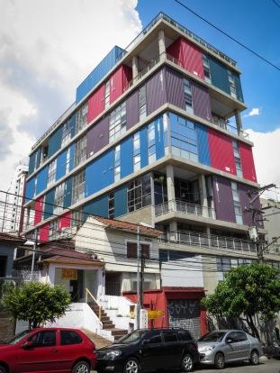 Box 298 Arquitectura: Andrade Morettin Paisajismo: Maria Helena Cruz